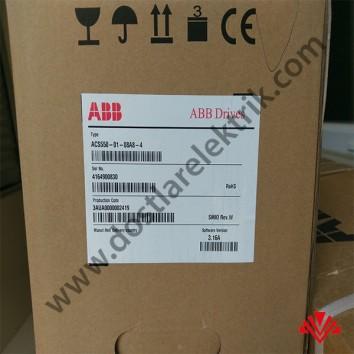 ACS550-01-08A8-4 - ABB