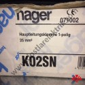 K02SN - HAGER