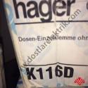 K116D - HAGER