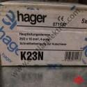 K23N - HAGER