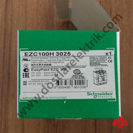 EZC100H3025 - SCHNEİDER