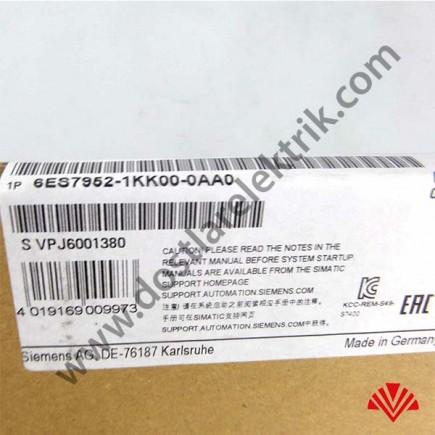 6ES7952-1KK00-0AA0 Memory Card 1MB - SIEMENS