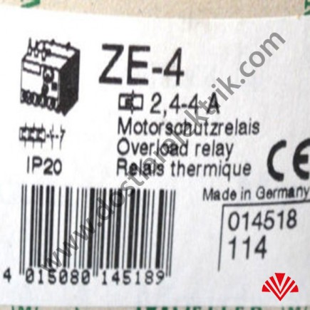 ZE-4 - EATON ELECTRIC