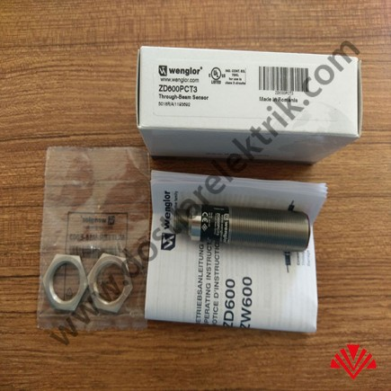 ZD600PCT3 - Wenglor