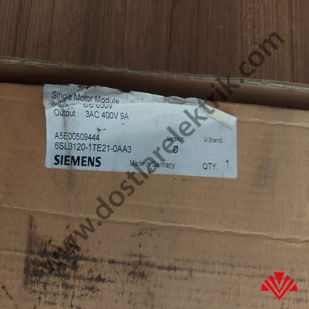 6SL3120-1TE21-0AA3 - SIEMENS